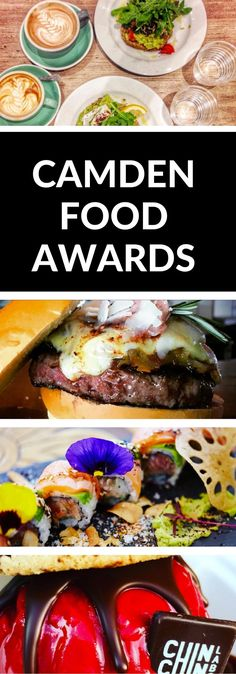 Camden, London Food Awards