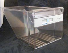 2148627 2162858 Whirlpool Refrigerator Crisper Drawer Pan