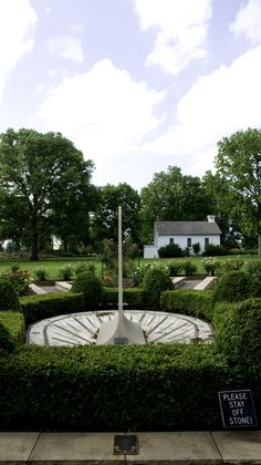Shelter Gardens, photo courtesy of the Missouri Division of Tourism.