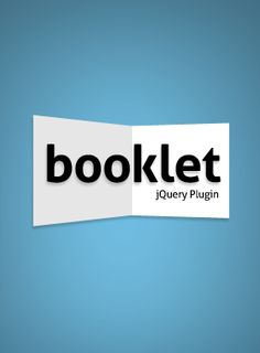 Booklet - jQuery Plugin - Igual o pageflip Web Gallery, Html Css, Web Technology, Web Development, Booklet, Coding, Layout, Content, Galleries