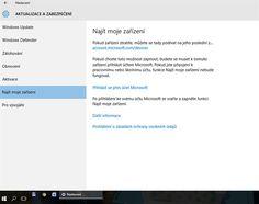 Tipy a triky pro Windows 10 Windows 10, Windows Update, Software