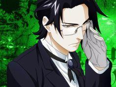Claude Faustus   Kuroshitsuji / Black Butler