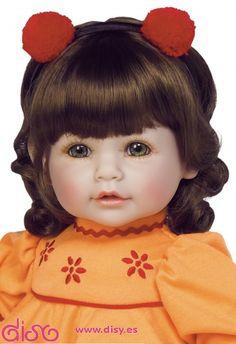 #muñecas #muñecasadora #adoradolls Muñecas Adora dolls - Muñeca Macaraccoon www.disy.es