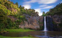 Hunua-falls