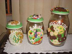 saboneteira de biscuit passo a passo - Pesquisa Google
