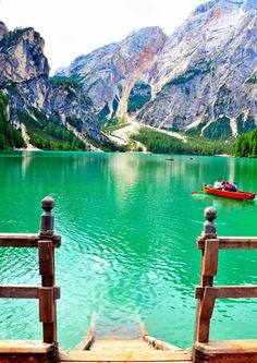 welcome to my world: { travel diary } Val Pusteria: Brunico, Lago di Braies