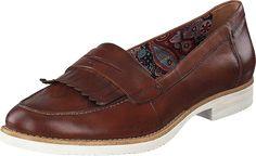 Tamaris - 1-1-24200-26 305 Cognac Men Dress, Dress Shoes, Derby, Oxford Shoes, June, Lace Up, Beautiful, Fashion, Classic