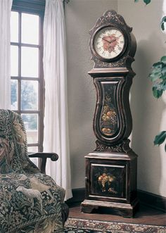 For you, I will buy a grandfather clock. Time will tell when the grand times are to be had.