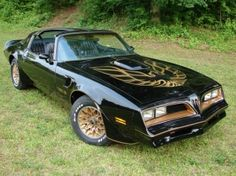 There's my baby.  I hope to have one in the spring.  1977 Pontiac Trans Am #bandit