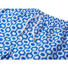 Ipanema Sports Swim Shorts in Blue for Men from Frescobol Carioca - Rio de Janeiro | SHOP ONLINE
