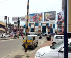 5000 Sq.ft commercial building for Rent - PNVM Arcade, Madhava Pharmacy Jn…