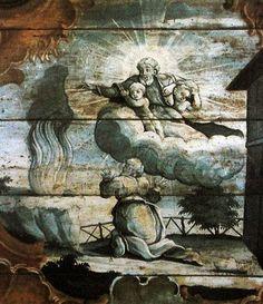 Deus promete a Abraão multiplicar sua descendência por Mestre Ataíde