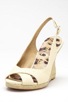 Arianna Wedge Sandal