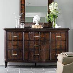 Stanley Furniture Avalon Heights Swingtime Dresser @Zinc_Door