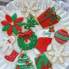 More cute cookies