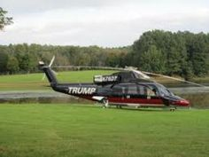 Eric Trump arrived on this for the event where I was presenting Click for highlights of my presentation.