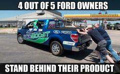 Ford sucks