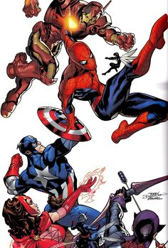 Spider-Man, Friend or Foe?