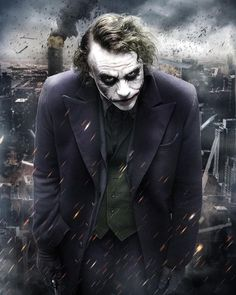 "13.6k Likes, 40 Comments - The Joker (@joker.lovers) on Instagram: ""Agent of Chaos"""