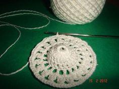 Martisor crosetat handmade Crochet Earrings, Handmade, Jewelry, Hand Made, Jewlery, Jewerly, Schmuck, Jewels, Jewelery