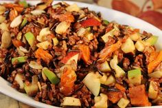This Harvest Salad Meal Planning Maven is a best for your dinner made with wholesome ingredients! Healthy Holiday Recipes, Thanksgiving Recipes, Fall Recipes, Great Recipes, Favorite Recipes, Side Dish Recipes, Side Dishes, Harvest Salad, Main Dish Salads