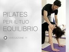 Video Pilates Lezione 11 | Pilates per il tuo Equilibrio