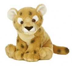 Cheetah (Destination Nation) at theBIGzoo.com, an animal-themed store established in August 2000.