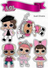 - Oh My Fiesta! in english 6th Birthday Parties, Girl Birthday, Surprise Birthday, 30th Birthday, Party Printables, Free Printables, Lol Doll Cake, Doll Party, Lol Dolls