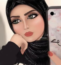 Uploaded by princess Rose. Find images and videos on We Heart It - the app to get lost in what you love. Cartoon Girl Images, Cute Cartoon Girl, Cute Love Cartoons, Girly M, Beautiful Girl Drawing, Cute Girl Drawing, Lovely Girl Image, Cute Girl Pic, Sarra Art