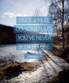 Where will you go this year?