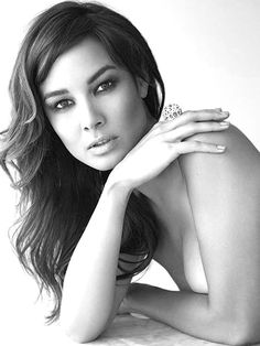 French / Cambodian model and actress, Berenice Marlohe