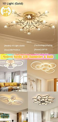 Design chandeliers suitable for all occasions such as living room, bedroom, dining room, etc., to add temperature and color to your interior, now the special offer, come and see! Recessed Ceiling Lights, Chandelier, Dining Room, Design, Modern, Candelabra, Chandeliers, Design Comics, Candle Holders