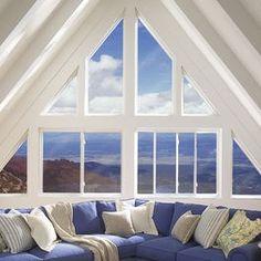 triangle window - Google Search