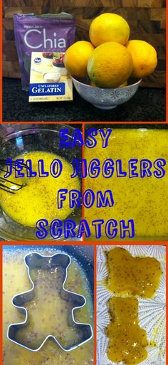 Love Jello but not all the artificial ingredients and colors? Make your own fruit jigglers with REAL fruit juice and chia seeds for an added nutritional boost. They are #toddler friendly, delicious and even #Paleo!