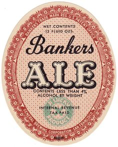 Bankers Ale