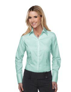 Womens 74% cotton 26% polyester dobby woven fabric http://www.raisingtrend.com/2125/tri-mountain-wl982-womens-74-cotton-26-polyester-dobby-woven-fabric.html