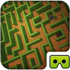 A maze might be a problem if you can't find the other end... And here, in Maze VR Forest, things aren't different at all! Be brave enough and try it! #virtualreality #vrmaze #vrcontent http://www.vrcreed.com/apps/maze-vr-forest/