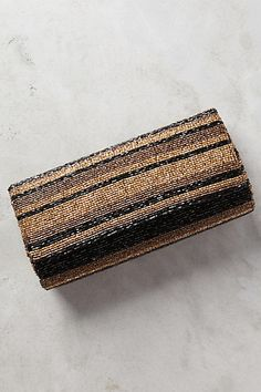Aurelian Beaded Clutch #anthrofave #anthropologie