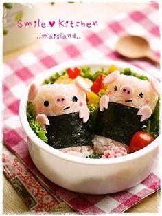 cute food!