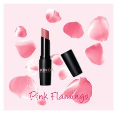 """""""Pink Flamingo"""" by moon-blue ❤ liked on Polyvore featuring beauty, Beauty, kiko, MoonBlue and miscelaneas"""