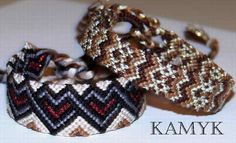 Photo of #63513 by Kamyk - friendship-bracelets.net