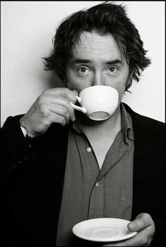 I'd love to have tea with Dylan Moran