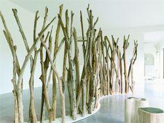 Schermo divisorio da giardino TIKIBAQ by Bleu Nature | design Bastien Taillard, Frank Lefebvre