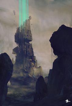 Personal Work by Hyuck Shin( Jade ) Kwon | Sci-Fi | 2D | CGSociety