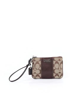 Check it out—Coach Wristlet for $28.99 at thredUP!