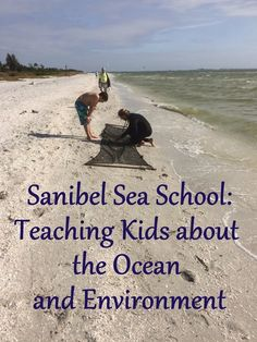 Teaching Kids about the Ocean and Environment at Sanibel Sea School
