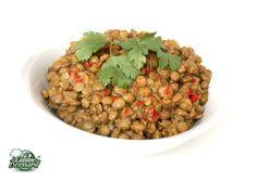La Cuisine de Bernard : Les Lentilles Marocaines....Depuis que je suis rentré de Marrakech, je n'arrête pas d'en faire. Je ne suis pourtant pas un fou des lentilles, mais là je peux en manger une énorme assiette... Et en reprendre !