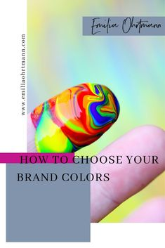 The colors you choose for your brand are an essential part of your branding and will determine a lot about the feel and mood of your brand. Take this seriously and choose wisely. Read more on how to choose the colors on my blog. #chosingbrandcolors #branding #chooseyourcolor #logocolors #brandcolor #newblogpost News Blog, Blog Tips, Blog Design, Web Design, Inspirational Quotes For Entrepreneurs, Business Card Design Inspiration, Blog Layout, Branding, Choose Wisely