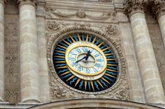 Time for Paris: A Gallery of Clocks