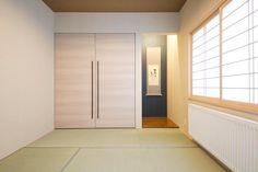 Modern Japanese Interior, Tatami Room, Empty Room, Japanese House, Simple House, Nook, Bedroom, Furniture, Home Decor